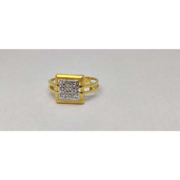 916 Gents Fancy Gold Ring Gr-28561