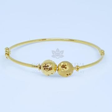 22kt gold bracelet lgbrhm3
