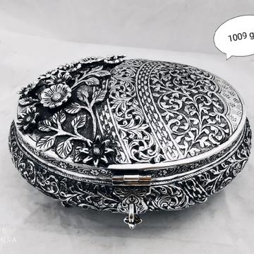Silver decorative case jys0019