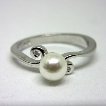 Silver 925 pearl ring sr925-253
