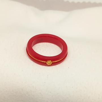 22kt plastic ring by Rangila Jewellers