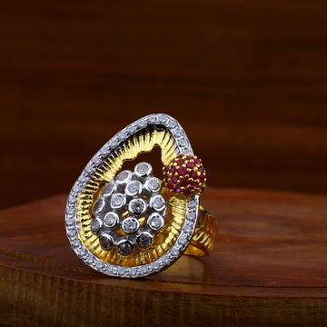 22kt Gold Hallmark Antique Ring LAR54