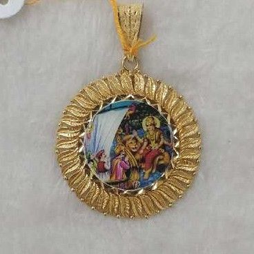 Vahanvati ma Photo pendant