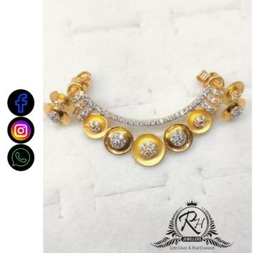 22 carat gold traditional ladies pendants RH-PD876