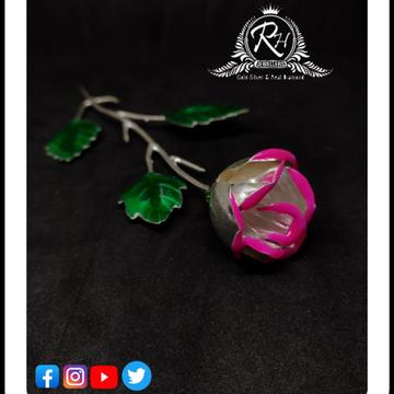 silver rose for valentine lover RH-RV704