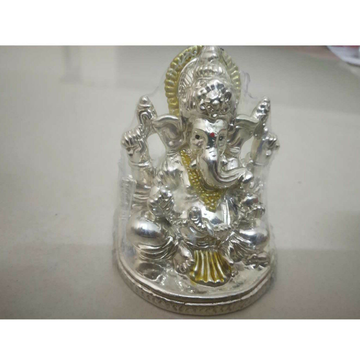 Hollow Light Weigh Different Type Of Ganpati Murti... by