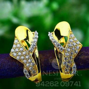 Exclusive Cz Gold Fancy Bali ABG - 0123