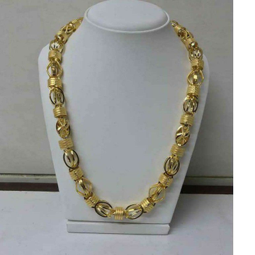 916 Gold Fancy Indo Italian Gents Chain