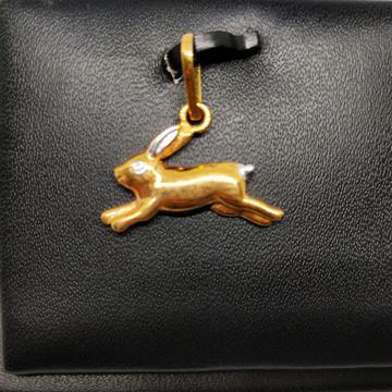 18Kt gold designer pendant dj-p006 by