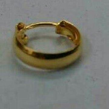 18kt Gold Fancy Ladies Bali