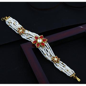 916 gold  Hallmark Classic Design Mani moti Bracelet