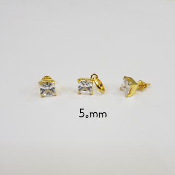18kt gold c ston butti CM8636 by
