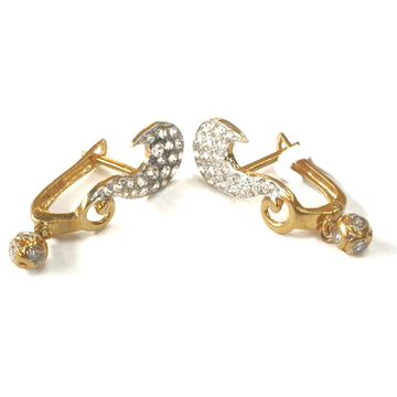 18K Gold Earrings MGA - GB0017