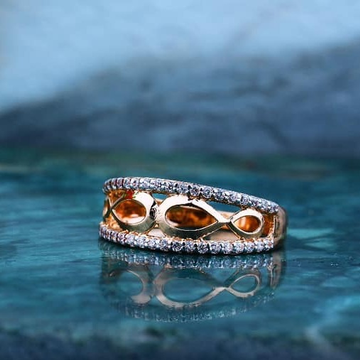 18kt RoseGold  ladies Ring RSR-016