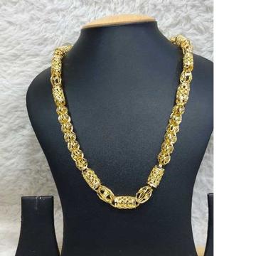22k Gents Fancy Gold Chain G-8513