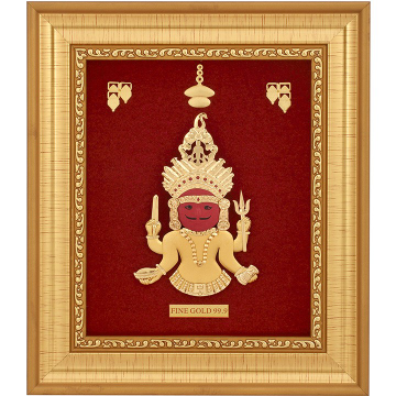 999 GOLD NAKUDAJI FRAME by