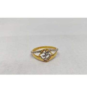 916 Ladies Fancy Gold Ring Lr-17092