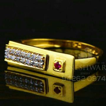 Cz Fancy Ladies Ring LRG -0002