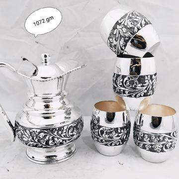 Silver jug set jys0010