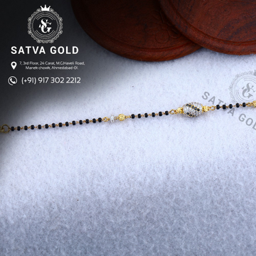 916 Gold Bracelet SGB 45