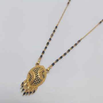 Delicate fancy daily wear Mangalsutra by