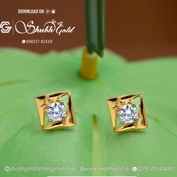 Solitare Tops by Shubh Gold