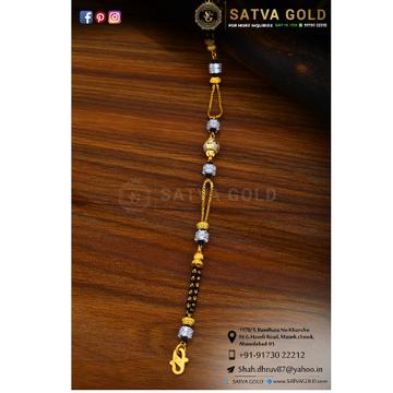 916 gold bracelet SGB-0022