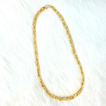 One gram gold forming chain mga - gf003