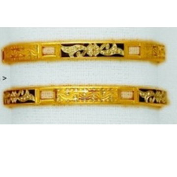 22KT Gold Gabha Kadli(Copper bangles)