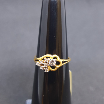 Ladies Ring Diamond LRG-0125
