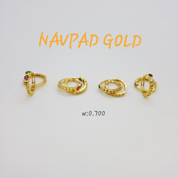 18Ct gold salman bali NG-RG2867