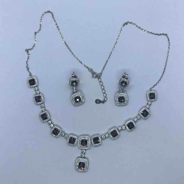 925 sterling silver Necklace by Veer Jewels