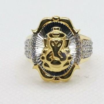 Lord Ganesh Ring