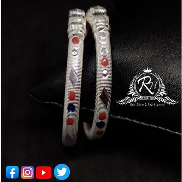 silver fashion for kids kada RH-BK631