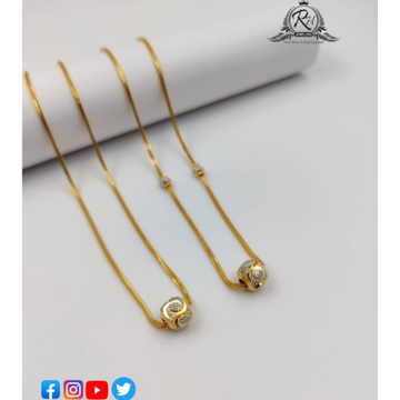 22 carat gold classical chain RH-CH573