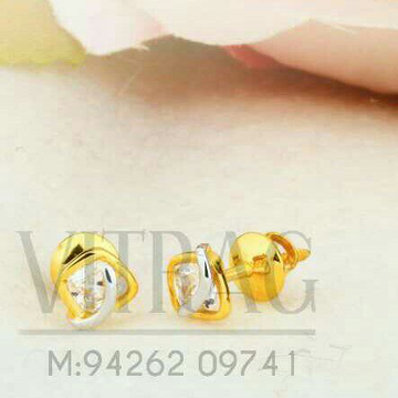 18kt Daily Were Solitar Stone Tops STG -0080