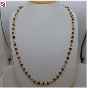 Rudraksh Mala Black RMG-0062 Gross Weight-19.210 Net Weight-16.570