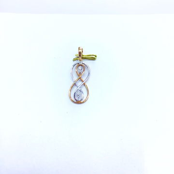 Real diamond pendant by