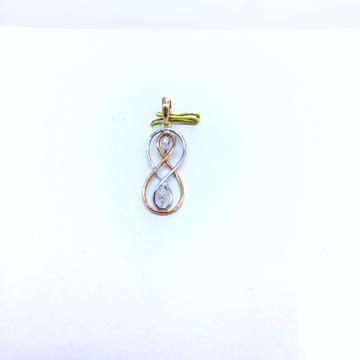Real diamond pendant by