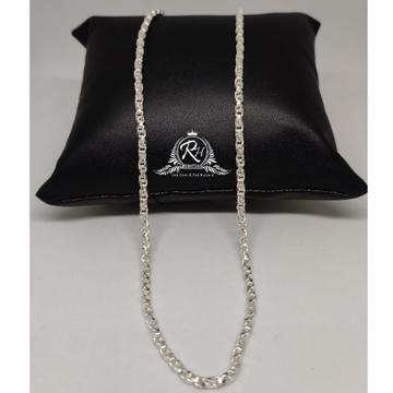 silver antic gents chain RH-CH889