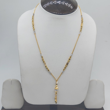 Gold fashionable Dokiya chain by