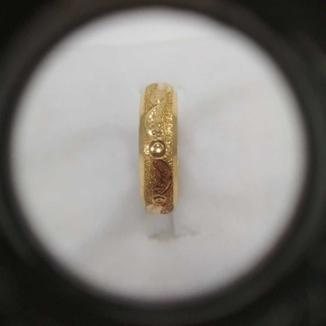 22 k gold hand made ring nj-r068