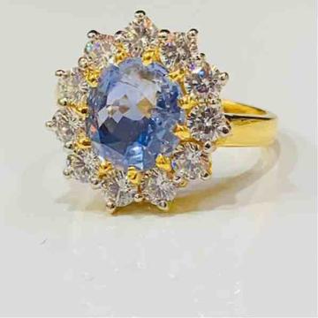 22kt 916 exclusive ladies ring by Prakash Jewellers