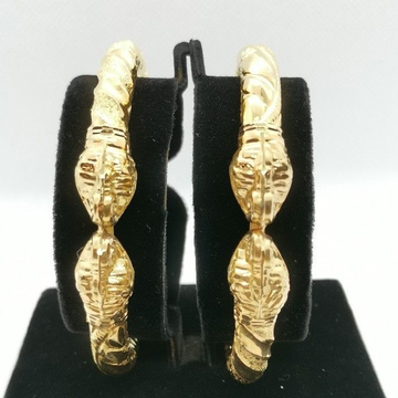 Light Weight Haathi Muh Bangle 01 by