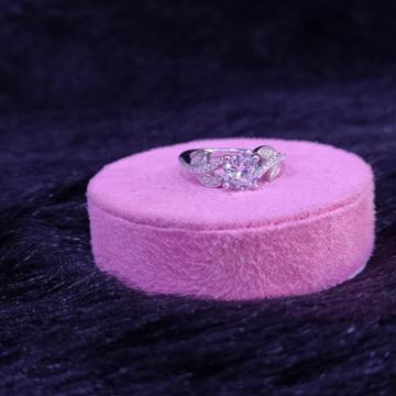 92.5 Sterling Silver forever Bond Ring For Women