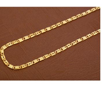22ct Gold Stylish Men's Nawabi  Chain  MNC31