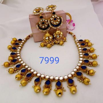 Delicate necklace set#dcns040