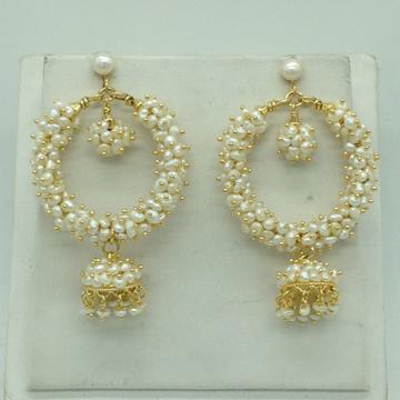 Pearls Banjara Big BaaliJER0165