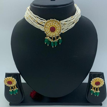 traditional Artificial necklace set  by