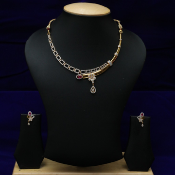 916 Necklace Set CZS0025